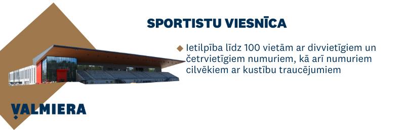 Sportistu viesnīca